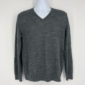 Banana Republic Wool V-Neck Pullover Sweater